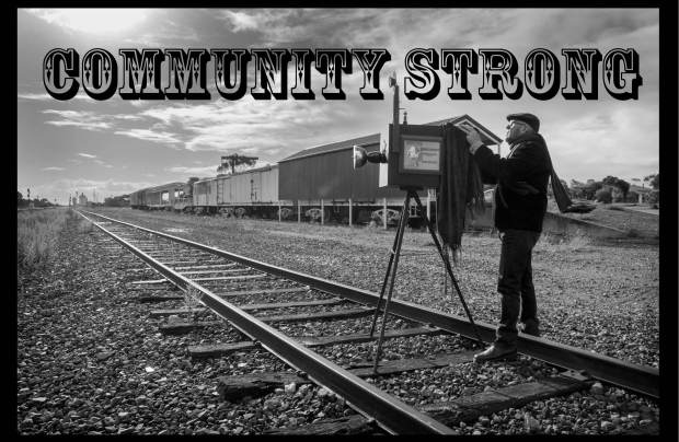 COMMUNITY STRONG 1