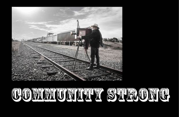 COMMUNITY STRONG 11
