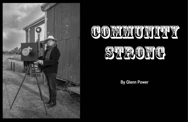 COMMUNITY STRONG 1a