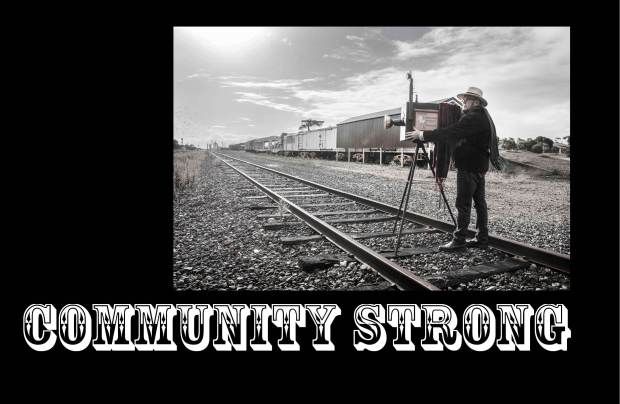 COMMUNITY STRONG 3