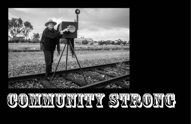 COMMUNITY STRONG 4